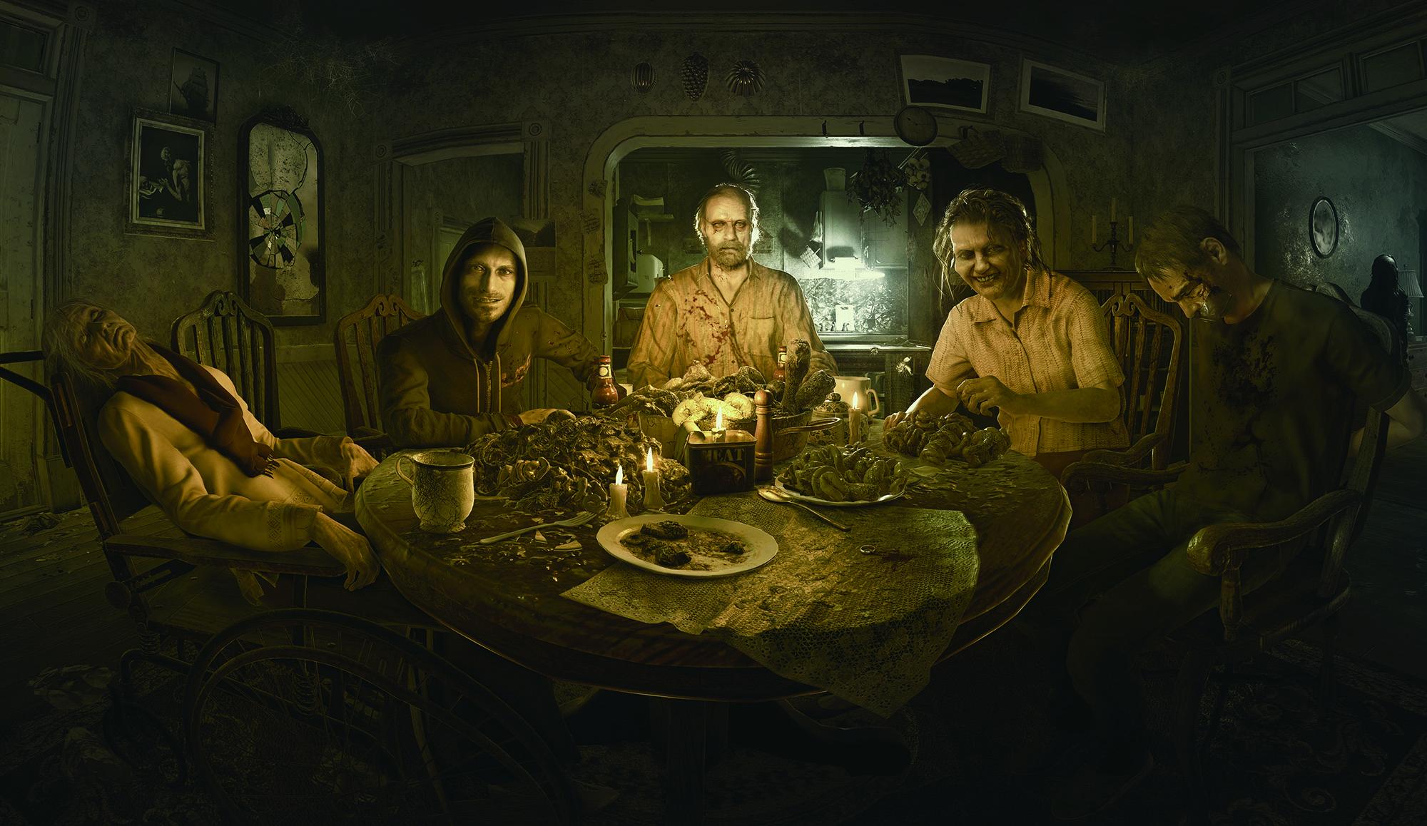 Review: Resident Evil 7 – Eine schrecklich schreckliche Familie