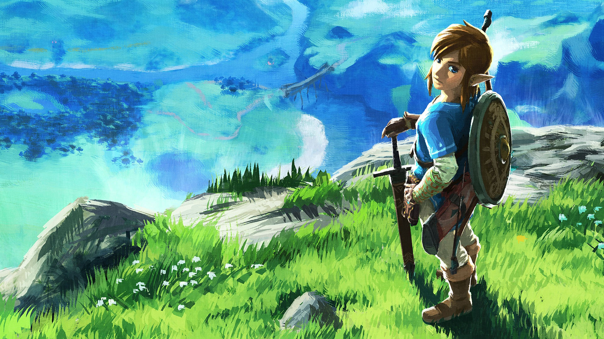 Review: The Legend of Zelda: Breath of the Wild – Nintendos Blaupause