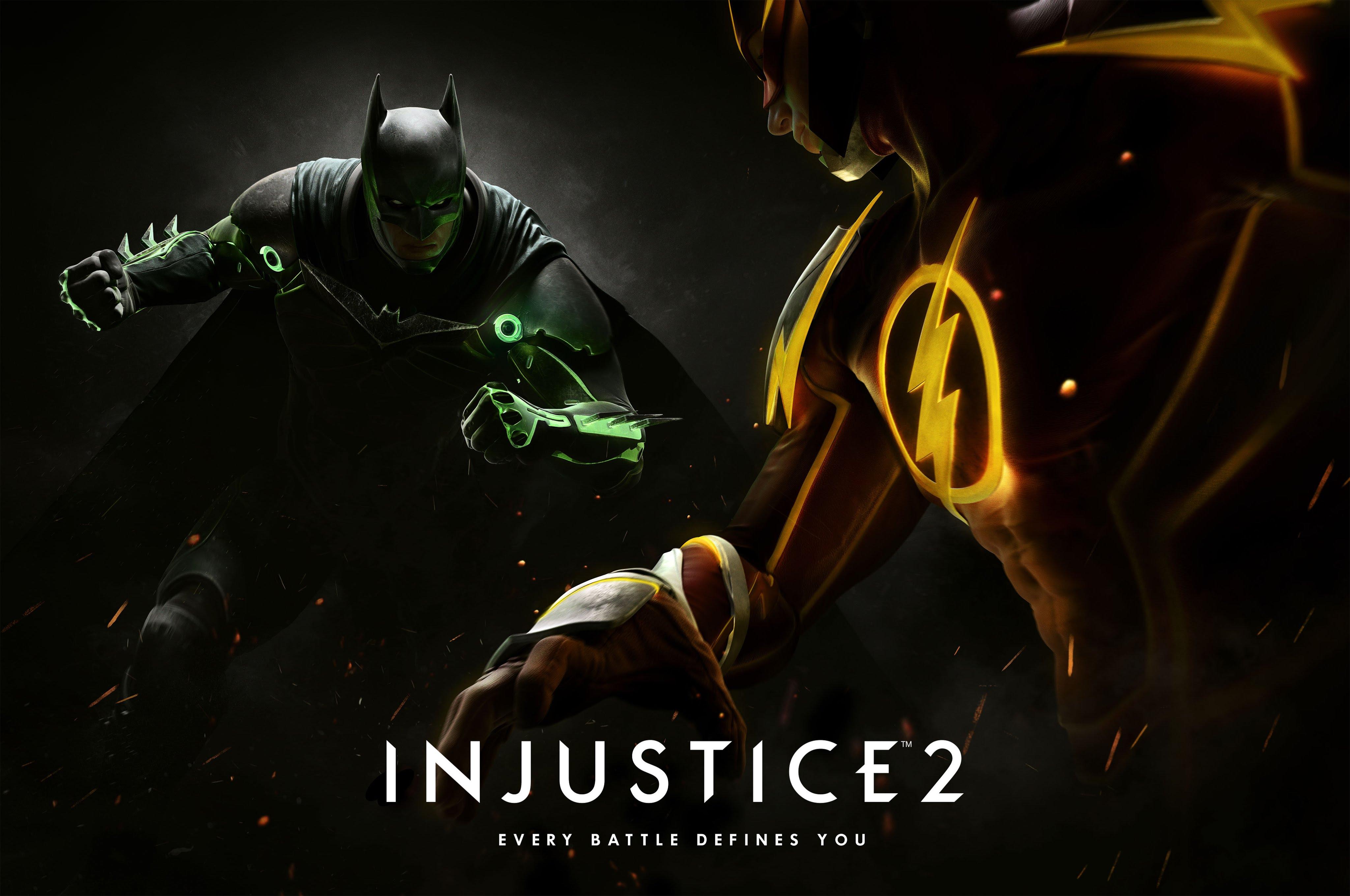 Injustice 2 Beitragsbild