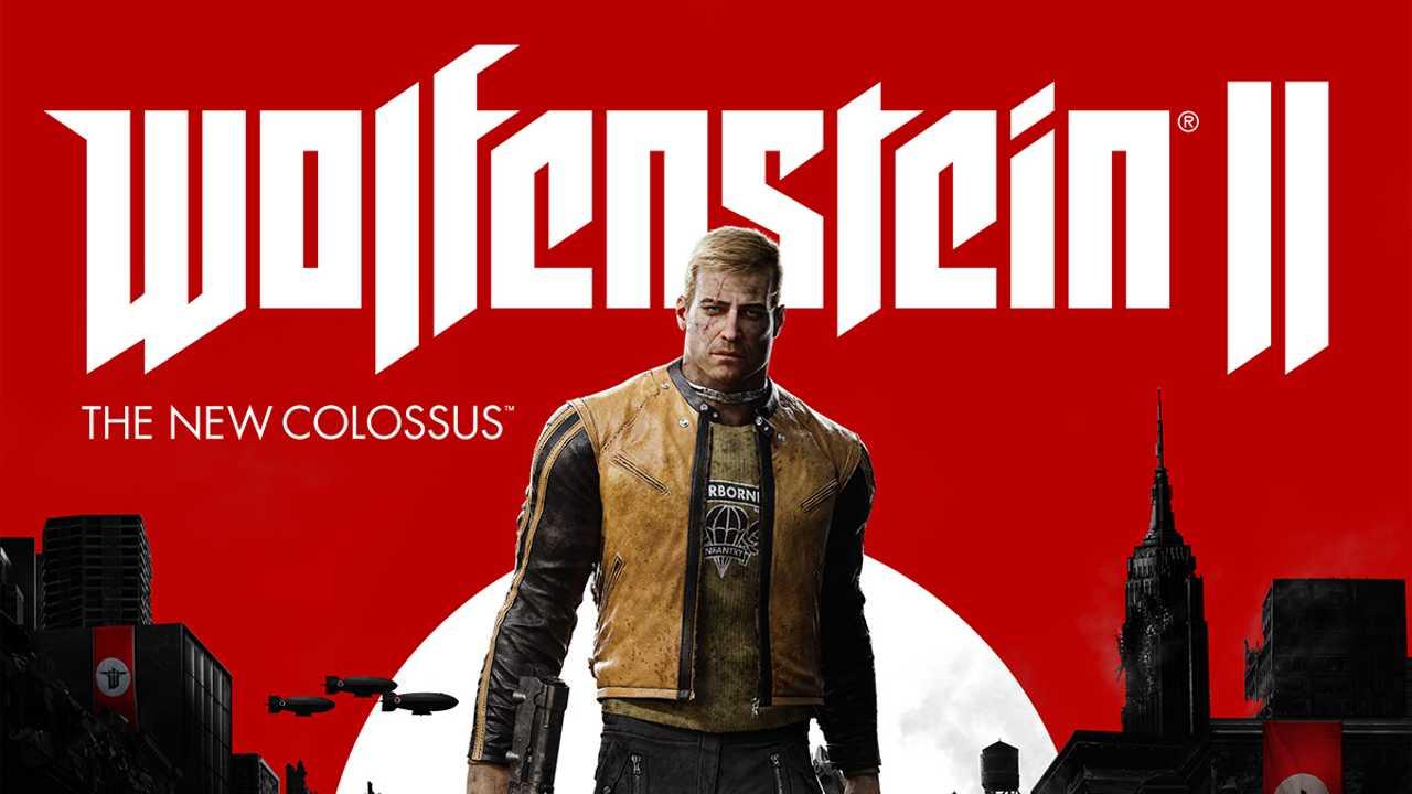Wolfenstein 2 Review