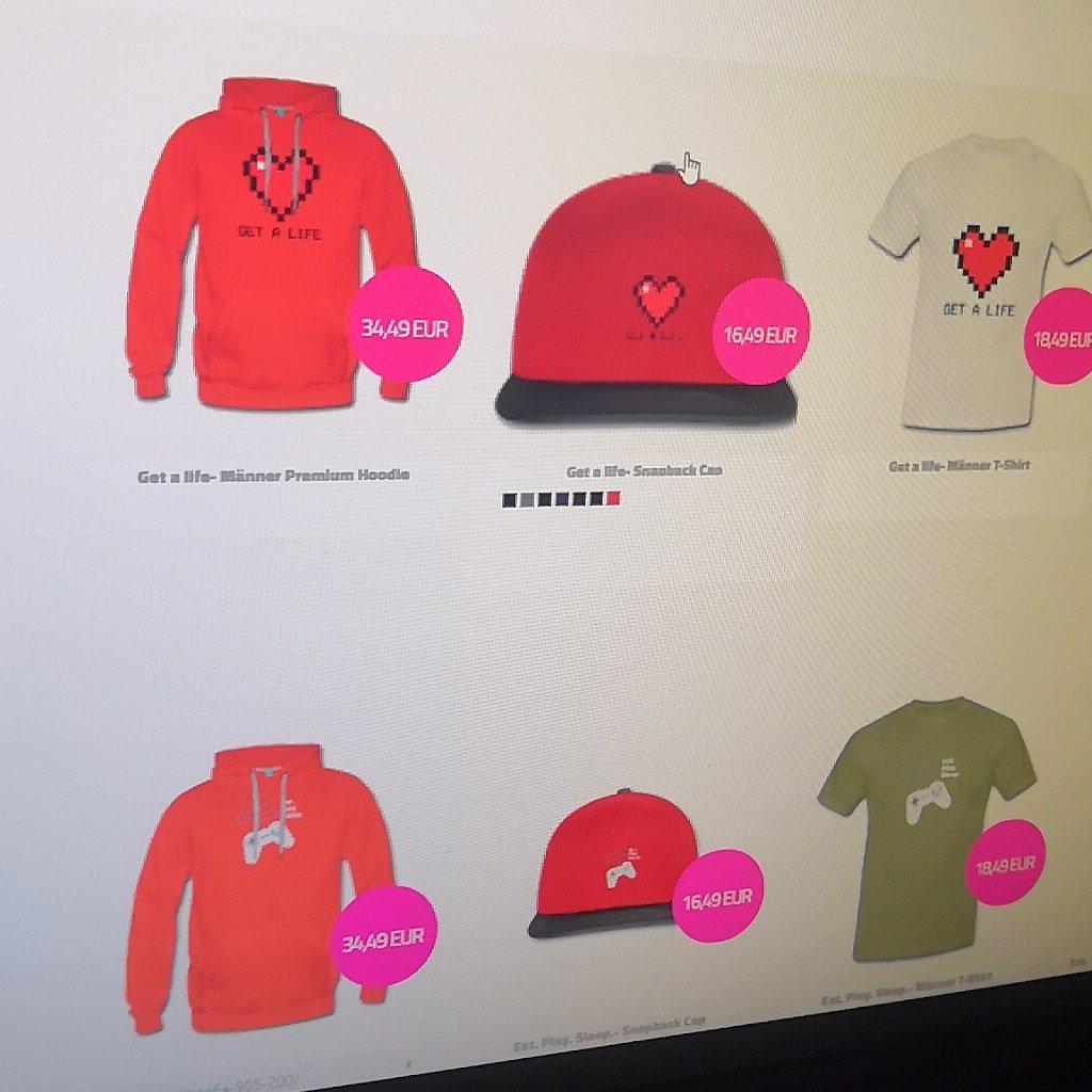 In eigener Sache: Merchandise nun erhältlich