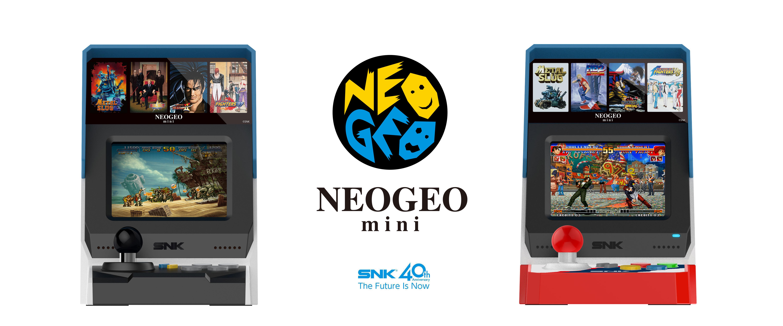 Neo Geo Mini Beitragsbild