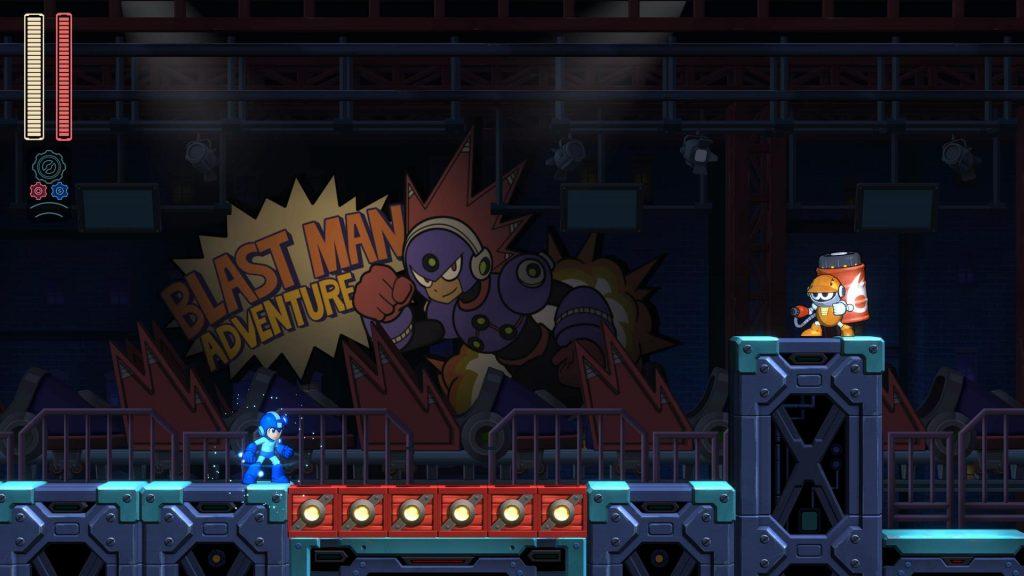 Mega Man 11 Beitragsbild