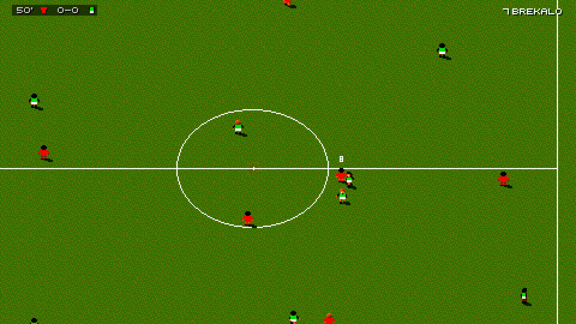 Sensible Soccer 2020: Fussball der alten Schule