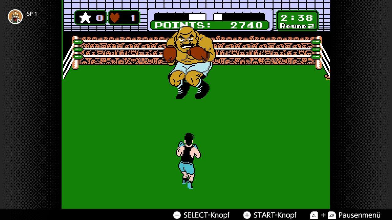 Vergessene Genres: Boxing Games
