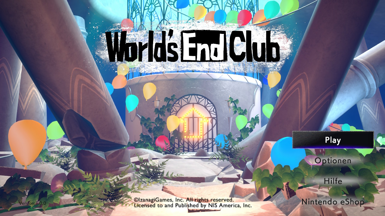 Preview: World's End Club