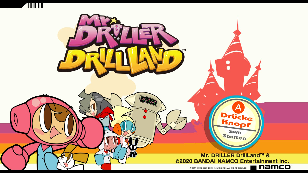 Review: Mr. Driller DrillLand
